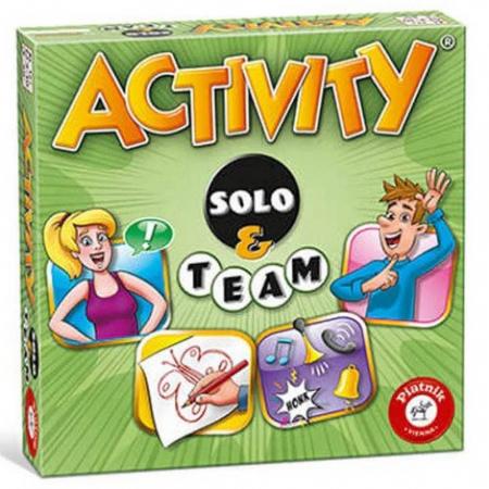 Joc de Societate Activity Solo and Team [0]