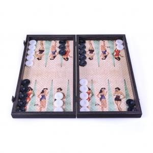 Joc de table Pin up Girl: America's Sweetheart Girl  48x50cm0