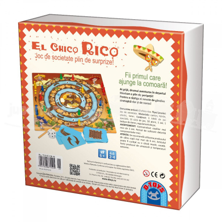 Joc El Chico Rico, D-Toys [1]