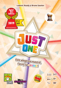 JUST ONE0