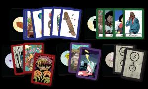 Mekhane - Card Game Narativ despre Viata si Moarte (EN)2