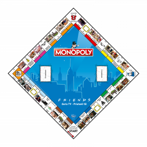 Monopoly - Friends (RO)4