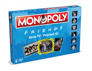 Monopoly - Friends (RO)0