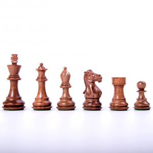 Piese sah lemn Staunton 6 Tournament [1]