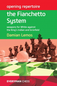 Carte : Opening Repertoire: Fianchetto System - Damian Lemos1