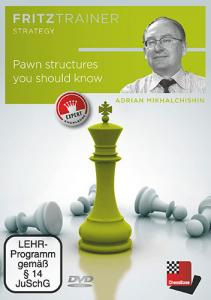 Pawn Structures You Should Know - Typical Plans in Middlegame Positions - Adrian Mikhalchishin