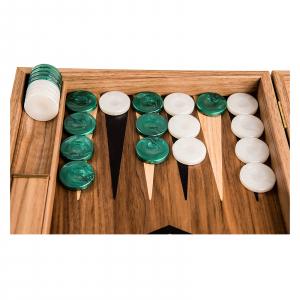 Puluri joc table - perlate  verde - d.37mm1