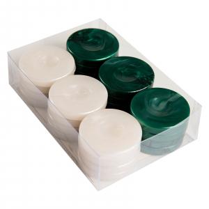 Puluri joc table - perlate  verde - d.37mm0
