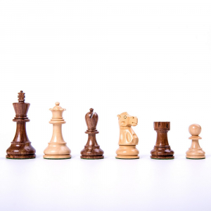 Piese de sah din lemn Staunton 6 - Executive EQ