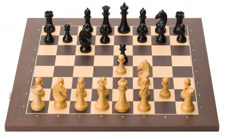 Piese de sah electronice din lemn oficial FIDE [2]