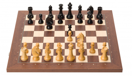 Piese de sah electronice din lemn oficial FIDE [3]