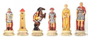 Piese sah din Ceramica - Imperiul Roman1