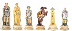 Piese sah din Ceramica - Imperiul Roman0