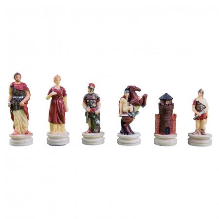 Piese sah tematice din ceramica - Grecii si Romanii0