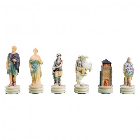Piese sah tematice din ceramica - Grecii si Romanii1