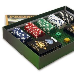 Set Poker Star, 100 jetoane DICE1