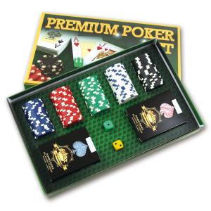 Set Poker Star, 100 jetoane DICE2
