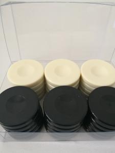 Puluri joc de table- Plastic- 37mm2