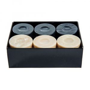 Puluri joc table-Galalith Exclusive- 36 mm1