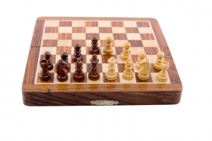 Sah magnetic lemn kh31 mm, 18x18 cm7