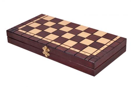 Set Șah si Dame, 35 cm [3]