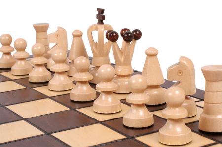 Set Șah si Dame, 35 cm [5]