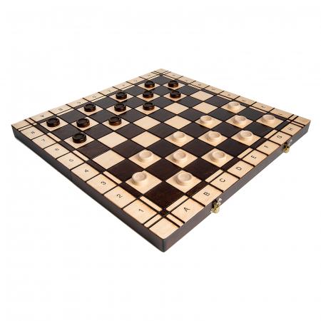 Set Șah si Dame, 48 cm6