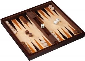 Set de sah si table din lemn de mesteacan, 28x28 cm, 30mm [2]