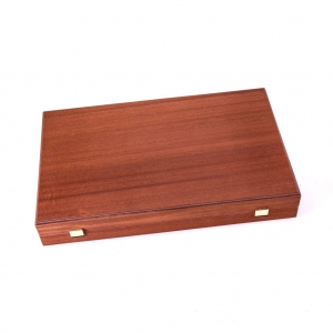 Set joc table backgammon - mahon - 47,5x60 cm3