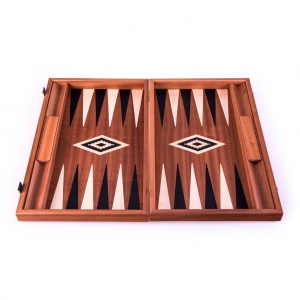 Set joc table backgammon - mahon - 47,5x60 cm1