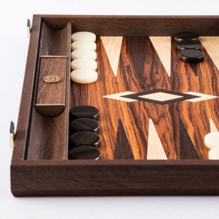 Set joc table backgammon palisandru Santos - 48 x 60 cm [3]