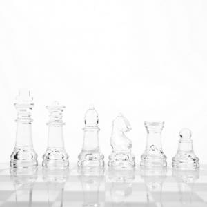 Set sah din sticla3