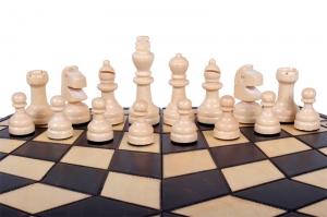 Set sah pentru 3 jucatori (mediu)5
