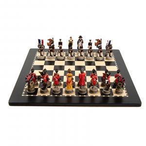 Set sah tematic Batalia de la Waterloo1