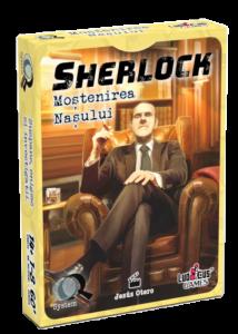 Sherlock - Q4 Moștenirea Nașului0