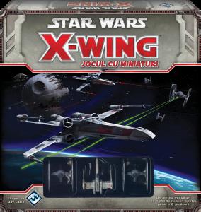 Star Wars: X-Wing, jocul cu miniaturi0