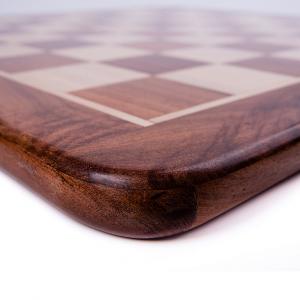 Tabla de sah din lemn acacia, 55mm3