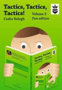 Carte : Tactics, Tactics, Tactics! volume 3