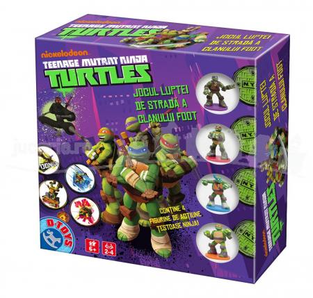 Joc Nickelodeon - Teenage Mutant Ninja Turtles [0]