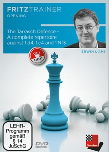 DVD lAmi: The Tarrasch Defense, Erwin Lami