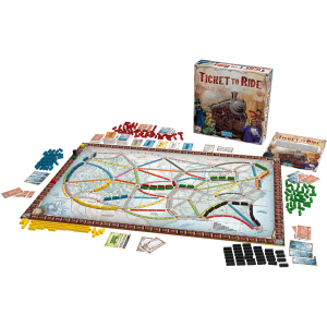 TICKET TO RIDE1