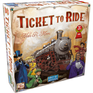 TICKET TO RIDE0