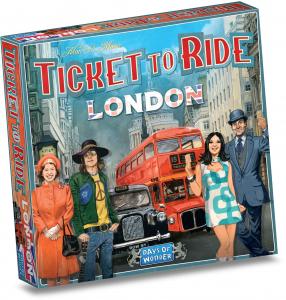 TICKET TO RIDE LONDRA3