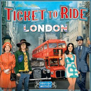 TICKET TO RIDE LONDRA0