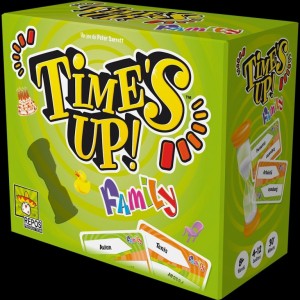 TIME'S UP! FAMILY0