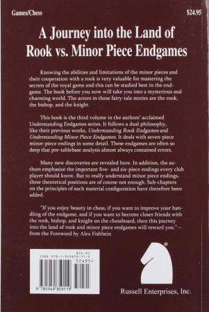Carte: Understanding Rook vs. Minor Piece Endgames - Karsten Muller & Yakov Konoval [1]