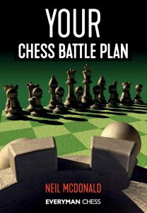 Carte : Your Chess Battle Plan - Neil McDonald0