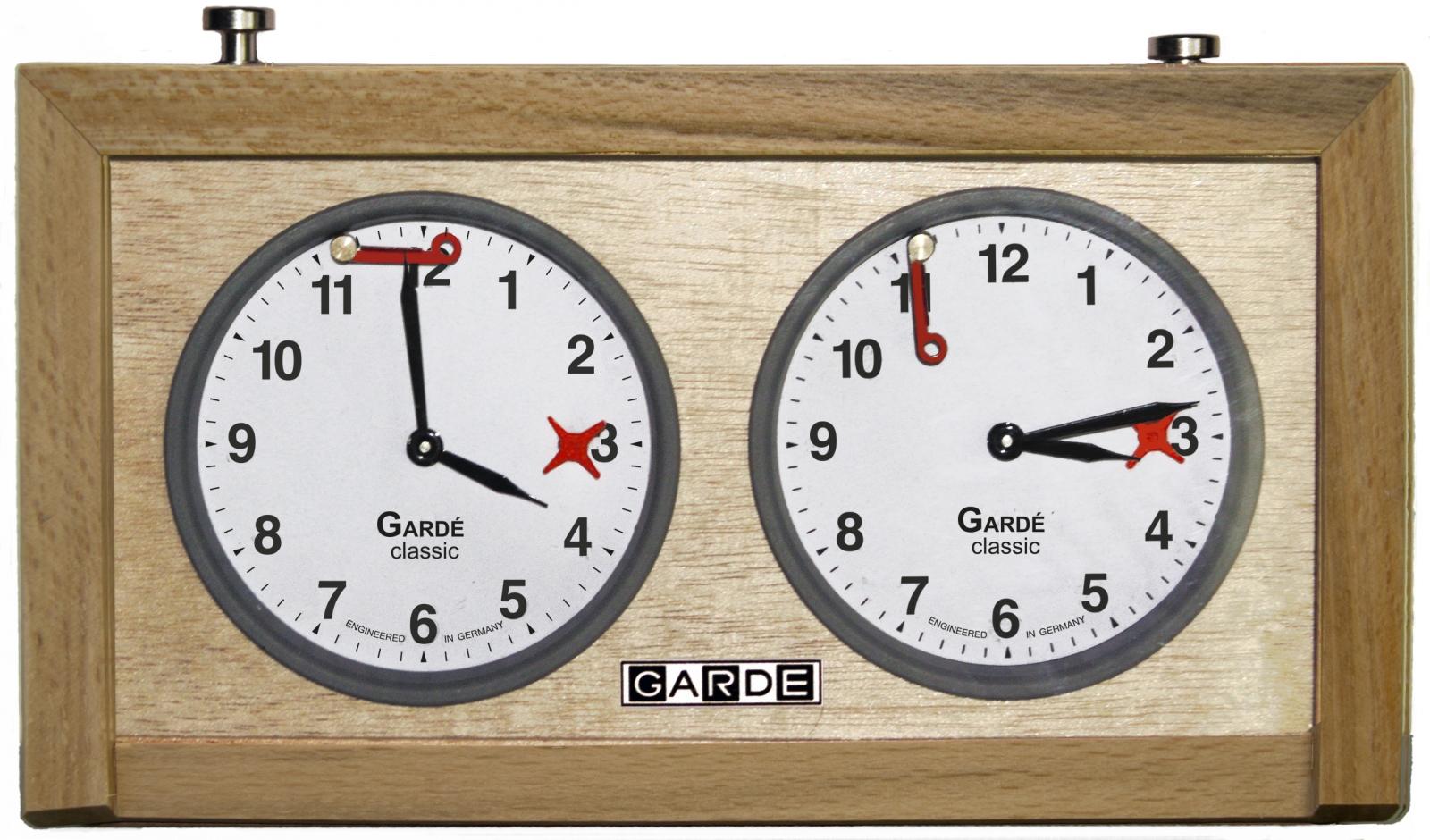 Ceas de sah mecanic GARDE