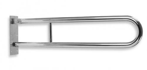 Bara dubla rabatabila inox 81 cm R66813.44 -big