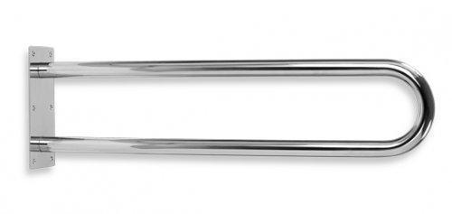 Bara dubla fixa inox 60 cm R6660.44 -big